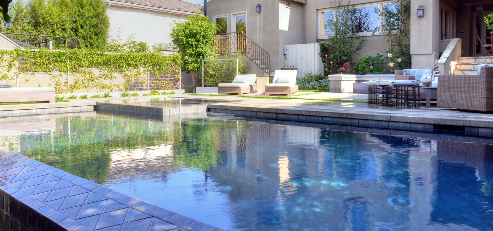 Los Angeles Outdoor Living Spaces Designer