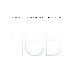 John Crystal Pools Los Angeles Pool Designer logo